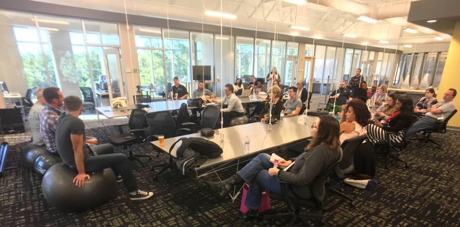 WordCamp Wilmington 2016 Panel Discussion